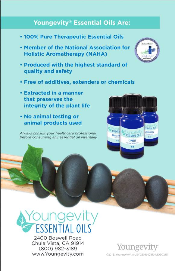 YGY Essential Oils Are