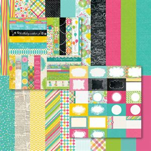 Party Brights by Katie Pertiet - Our Memories for Life Exclusive Collection