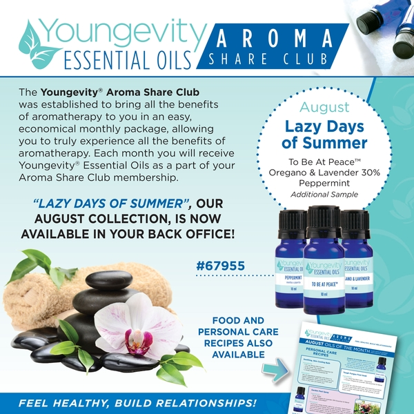 2015-08 Aroma Share Club